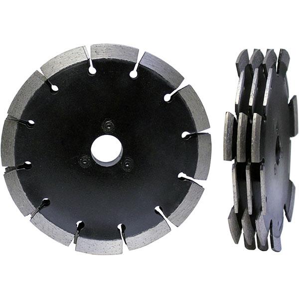 Алмазный диск 150 мм 150A-D для штробореза по бетону WorkMan KE-150A