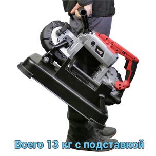 Ручная ленточная пила WorkMan R2103