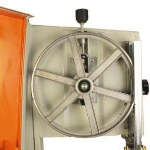 Ленточнопильный станок WorkMan BS1201 с плавной регулировкой оборотов