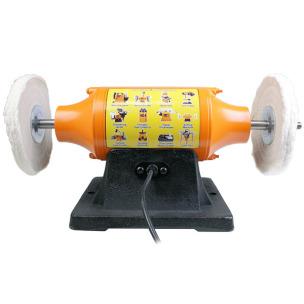 Полірувальний верстат 150 мм WorkMan 150BGC