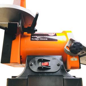 Маленький ленточно дисковый станок WorkMan MM493B