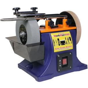 Шлифовально-полировальный станок WorkMan 8080
