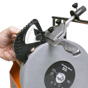 WorkMan 708033. Угловой калибр угломер