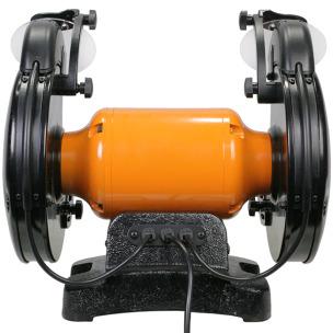 Точило WorkMan TLG200VL с регулировкой оборотов