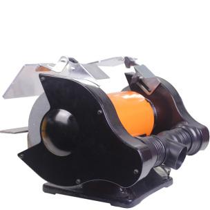 Промышленное точило 200 мм WorkMan CH200 с системой пылеудаления