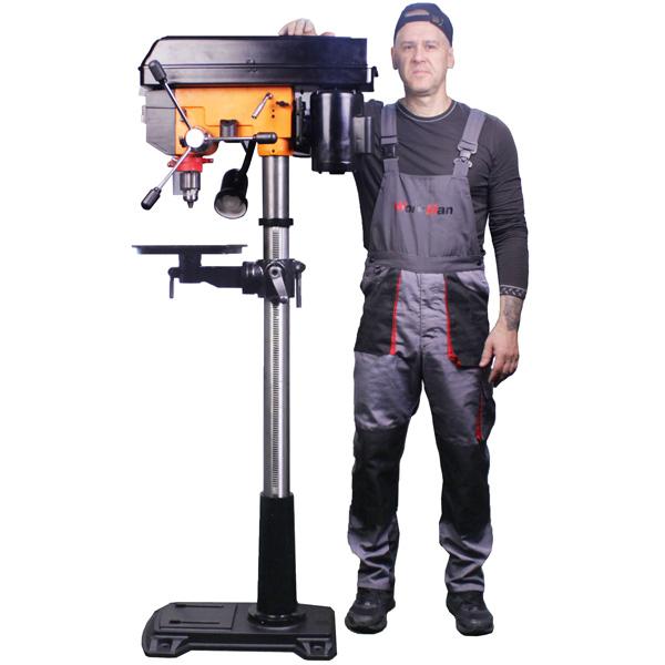 Сверлильный станок с регулировкой оборотов WorkMan DP15VL
