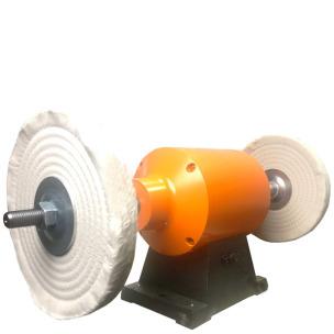 WorkMan 250BGH верстат полірувальний двошвидкісний