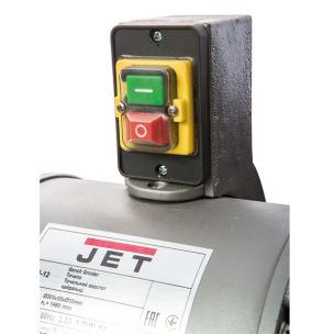 Промисловий точильний верстат 380В JET IBG-12