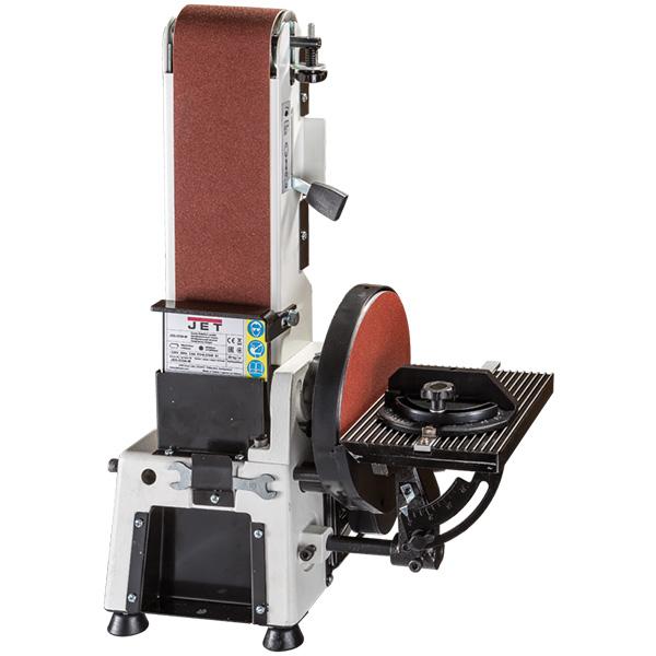 Тарельчато-ленточный шлифовальный станок JET JSG-233A-M