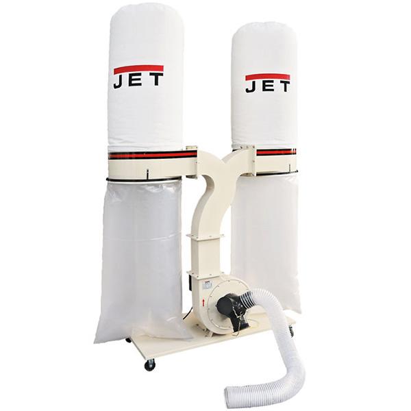 Вытяжная установка JET DC-2300-400 на два мешка