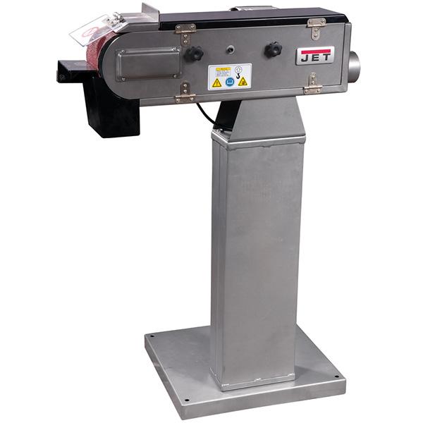 Ленточный шлифовальный станок JET JBSM-100M-230