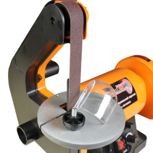 Ленточный гриндер WorkMan BD1600VS с регулировкой оборотов